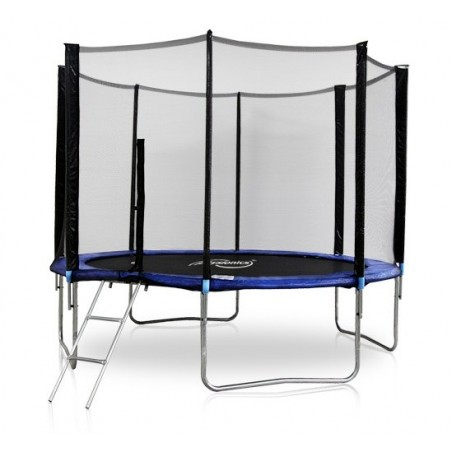 Trampoline 4m + FILET de protection - NEUF