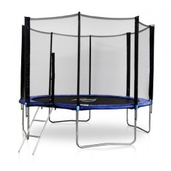 Trampoline 4,3m + FILET de protection - NEUF