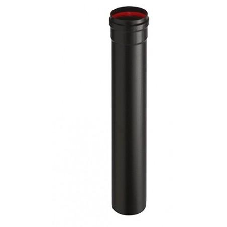 25cm émaillé noir 80