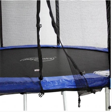 Trampoline 4,3m + FILET de protection - NEUF